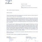 Lettre ouverte du SNMH-CGT et de la CGT-Culture a Madame la Ministre de la Culture et de la Communication au sujet transfert du domaine du Palais-Royal