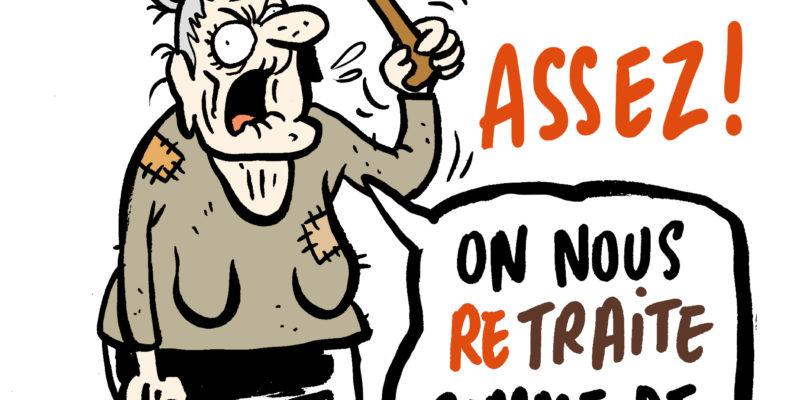 Retraites et pensions
