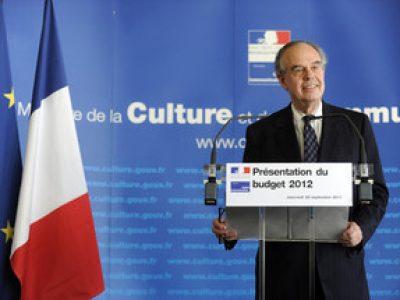 Budget 2012 du ministère de la Culture :  Une partie de campagne