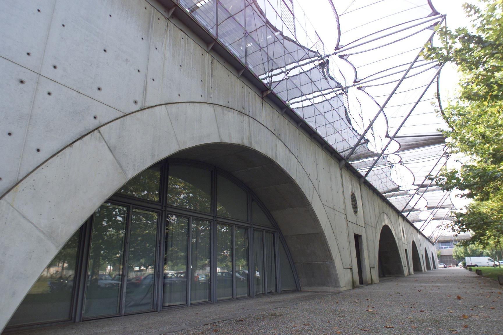 ECOLE D ARCHITECTURE A Vaux en VELIN