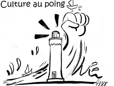 Culture au poing n°5 mars 2015