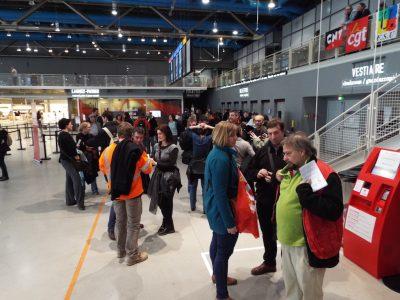 Archéologie : Opération portes ouvertes à Pompidou