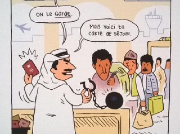 ABOU DHABI : NON à la commercialisation, NON aux cadeaux diplomatiques