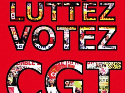 Eléctions au Conseil d'Adminitration du CMN : Votez CGT !