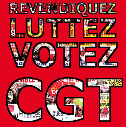 Votez CGT