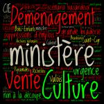 Le ministère de la culture n'est pas à vendre !