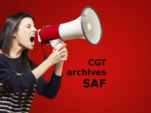 3 500 signatures « Sauver les Archives Nationales » !