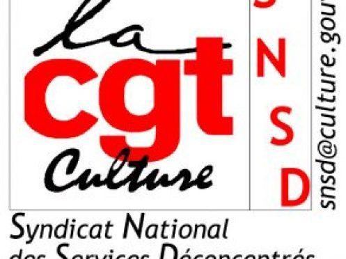 Le vendredi 23 juin, lors du déplacement de la Ministre de la culture à Nantes les représentants du personnel l'ont rencontrée à la DRAC Pays de la Loire
