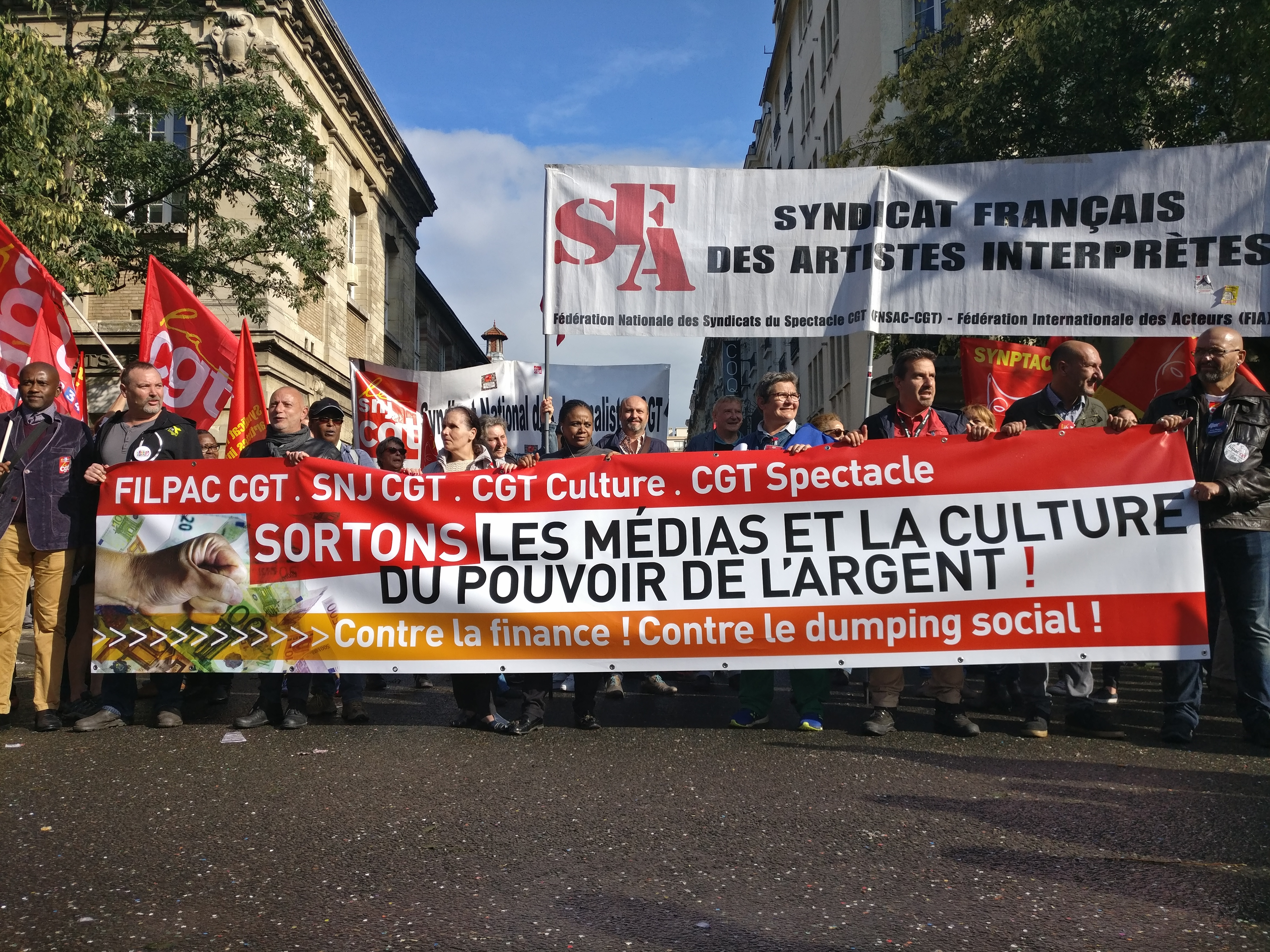 Défilé CGT-Culture 12 septembre 2017_7
