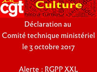 Alerte: RGPP XXL
