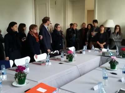 L'intersyndicale CGT/UNSA s'invite au CA de la Cité de la Céramique de Sèvre et Limoges