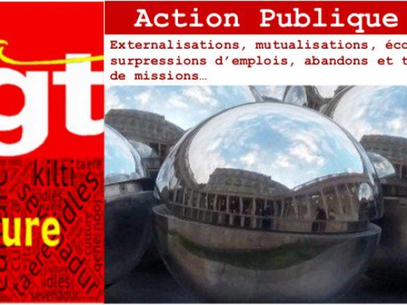 Tout ce que vous avez voulu savoir sur Action Publique 2022 au ministère de la Culture (sans jamais oser le demander)