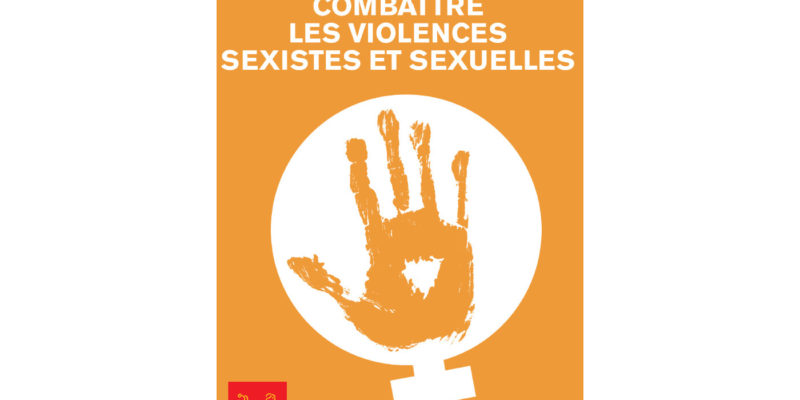 La CGT publie un guide contre les violences sexistes et sexuelles