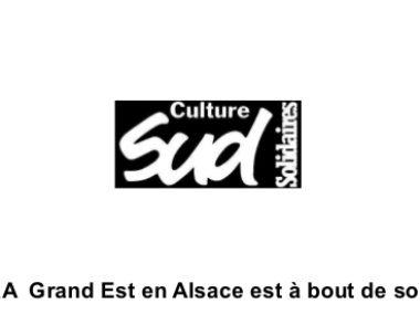 Le SRA  Grand Est en Alsace est à bout de souffle!