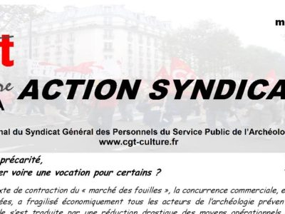 Action syndicale mai 2018