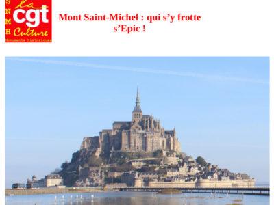 Mont Saint-Michel: qui s'y frotte s'Epic!
