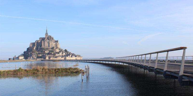 L'abbaye du Mont Saint-Michel:  Epic ou pas Epic?