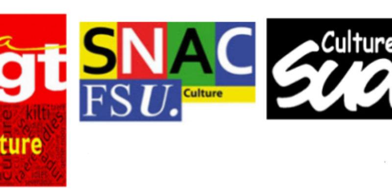 CGT-FSU-SUD Préavis de grève 19 mars 2019