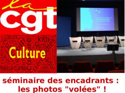 """Plan de Transformation du Ministère : les photos """"volées"""" du séminaire !"""