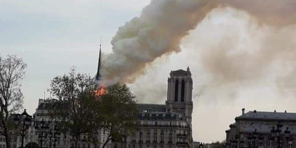 Pollution au plomb de Notre-Dame: Le SNMH-CGT alerte le CMN!