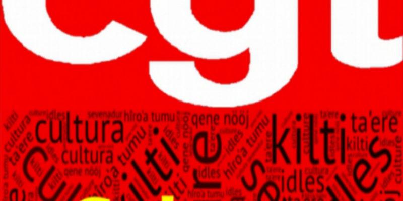 PTM/DGP : Courrier CGT-Culture demandant l'ouverture du processus de concertation