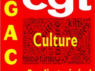 Alerte /// ÉDITION SPÉCIALE : Panique au ministère de la Culture