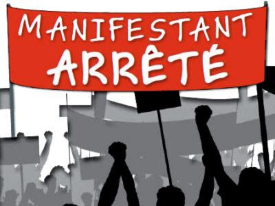 Guide du manifestant arrêté Édition août 2019