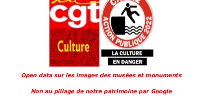 Open data sur les images des musées et monuments : Non au pillage de notre patrimoine par Google