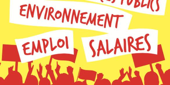 5 décembre: Une mobilisation historique pour sauver les retraites!