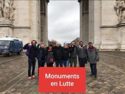 9 janvier La mobilisation continue! On ne lâchera rien, jusqu'au retrait totalde la réforme!