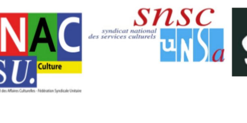 Grève du 9 janvier 2020 au ministère de la Culture :  la mobilisation continue !
