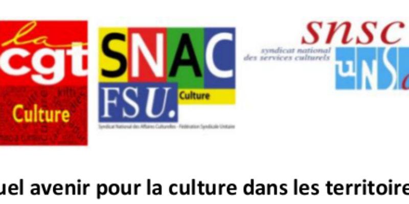 Quel avenir pour la culture dans les territoires ?