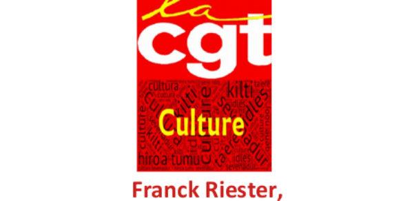 Franck Riester, toujours un Ministère de retard!