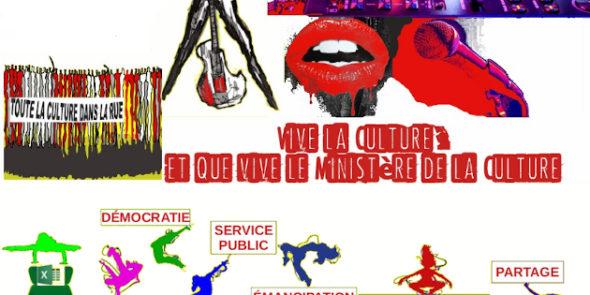 Culture déconfinée (chanson)