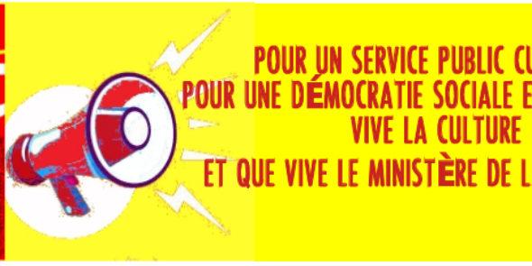 Cartes postales d'été / pour une démocratie culturelle