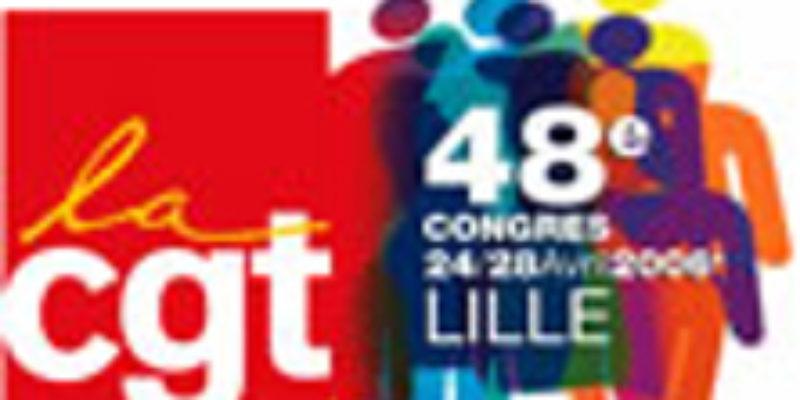 Pour une démocratie culturelle. Décision 15 au 48ème Congrès CGT 2006 LILLE