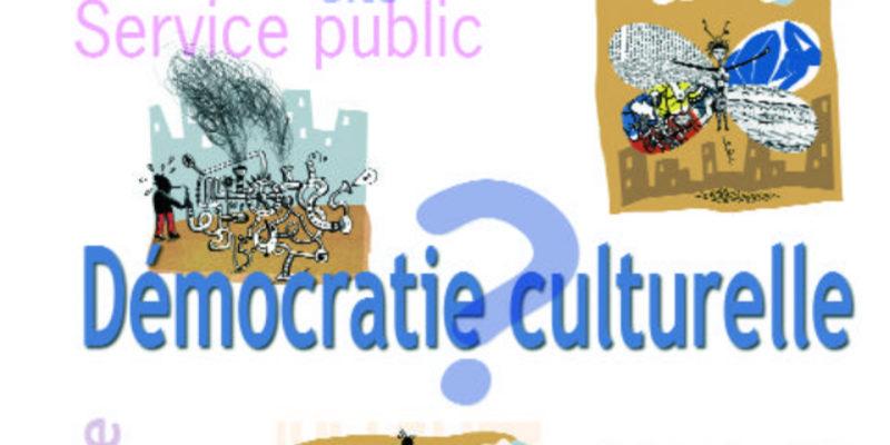 Démocratie culturelle