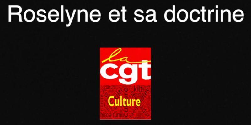 """Clip """"Roselyne et sa doctrine"""""""