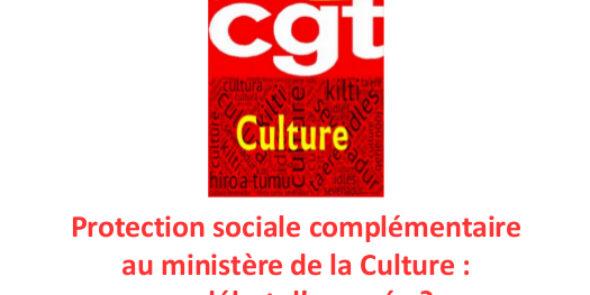 Protection sociale complémentaire au ministère de la Culture un début d'avancée ?