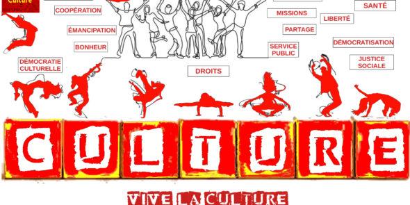La CGT-Culture vous présente ses meilleurs vœux pour l'année 2021