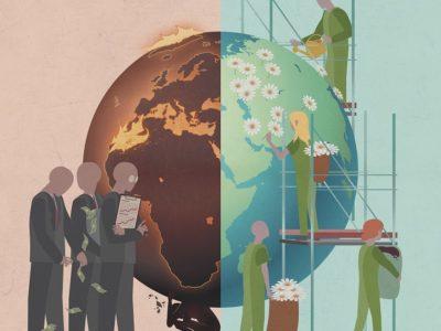 La CGT soutient  L'appel mondial pour le climat