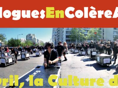 Archéo – En avril, la Culture défile !